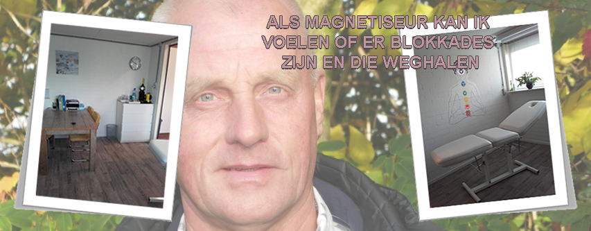 Magnetiseur Gert Louwers Hazerswoude dorp, Alphen aan den Rijn, Boskoop